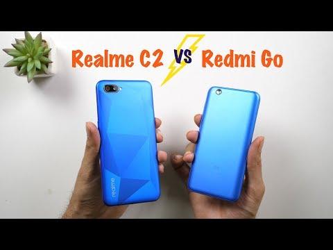 [हिन्दी] Realme C2 Vs Redmi Go: Which One To Buy | Comparison | Price | Gaming | Camera