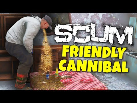Scum - The Friendly Cannibal