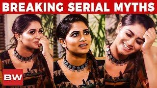 Pagal Nilavu Shivani on Semba & Sharanya | Nenjam Marapathillai & Raja Rani | US 195