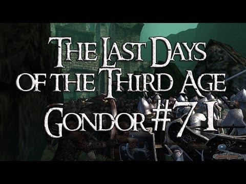 M&B: Warband (The Last Days - Gondor) - Arrows Fly #71 - 동영상