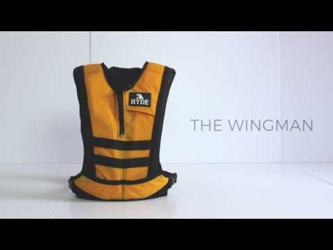 The Wingman, The First Life Jacket You'll Want To Wear