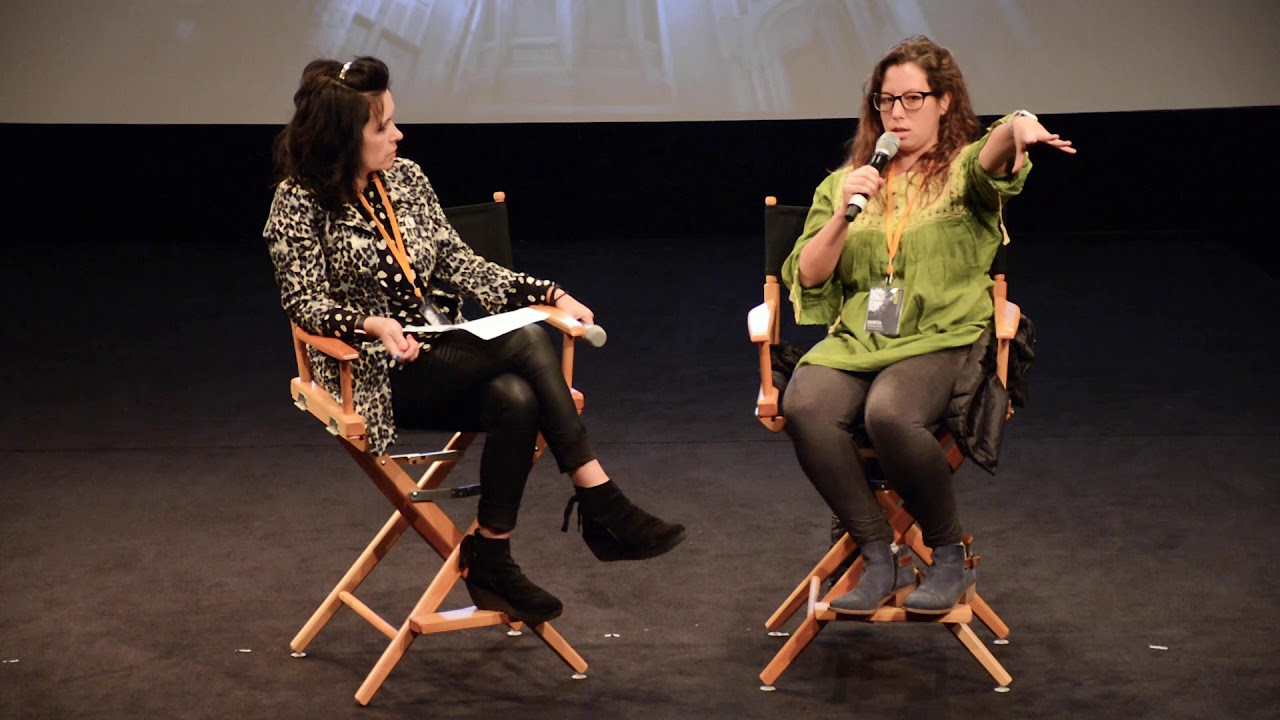 BHFF 2019   Q&A w Marta Hernaiz Pidal April 11th, 2019