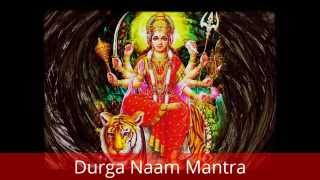 Durga Naam Mala - Chant 32 Name Mantra of Maa Durga