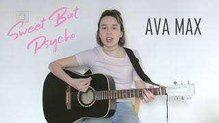 Sweet But Psycho - Ava Max // Cover by Jade Louvat