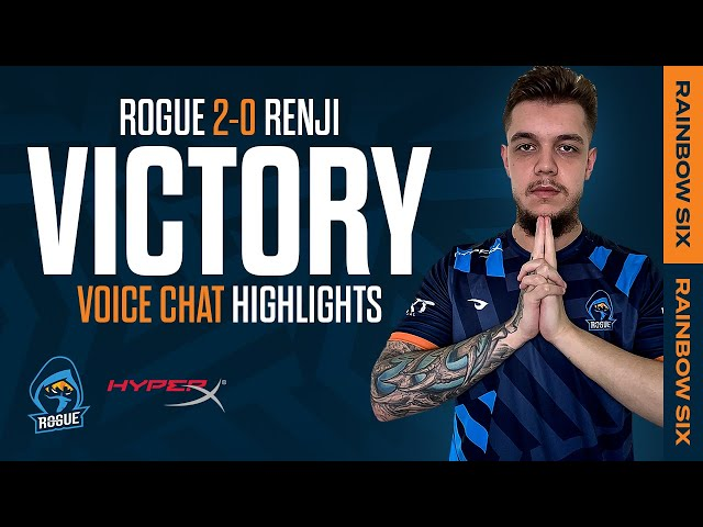We take out RENJI! | R6 Voice Comms Powered by HyperX