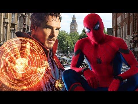 Doctor Strange In SpiderMan Far From Home?! Doctor Strange 2 CONFIRMED