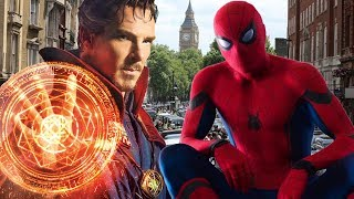 Doctor Strange In Spider-Man Far From Home?! Doctor Strange 2 CONFIRMED