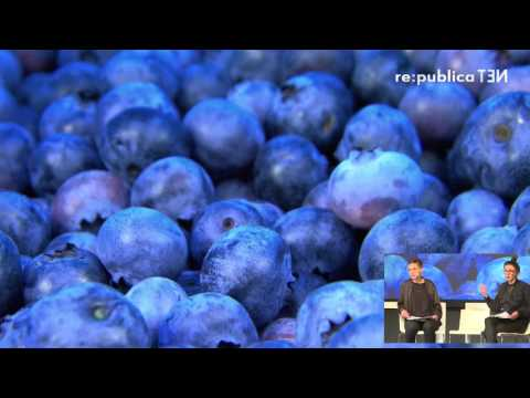 re:publica 2016 –A. Goetzke, C. Palmer: Wellness aesthetics, broken systems and happy endings