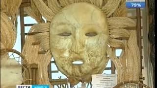 Космос, а не выставка. «Духи кочевников» поселились в иркутском выставочном центре им. Рогаля