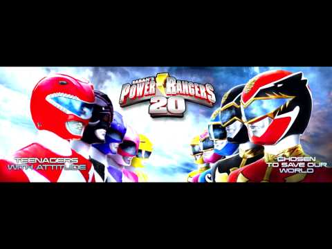 Mighty Morphin Power Rangers New Theme Song
