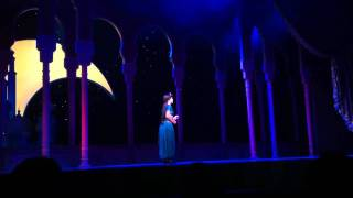Aladdin A Musical Spectacular: Jasmine - To Be Free