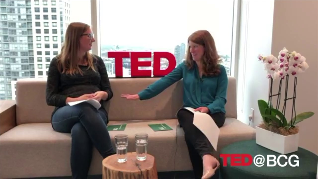 Download Preparing for a TED Talk