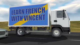 Learn French with Vincent