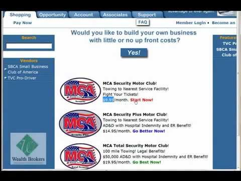 (MCA)Motor Club Of America {Full Review} SCAM FREE - BBB Accredited