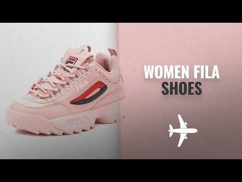 Top 10 Women Fila Shoes - Trainers | Hot Fashion Trends