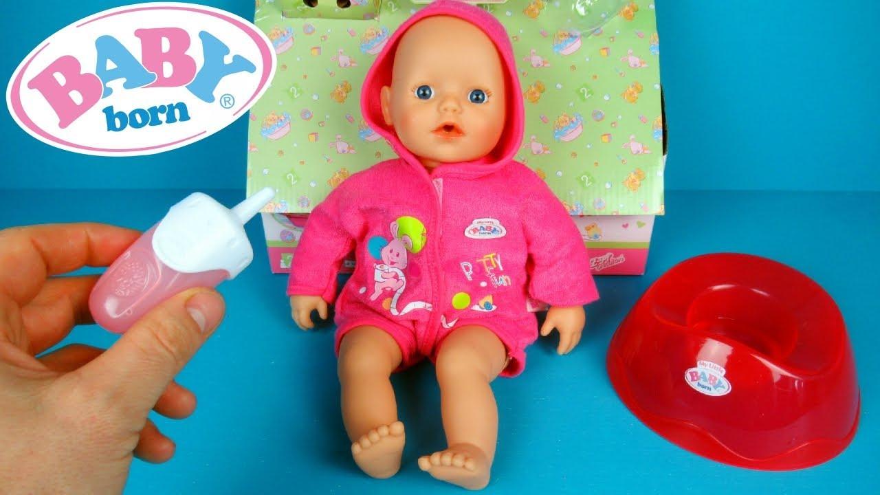 b78832c43c5 Baby Born Bathing Fun & Potty Training | Toy doll from Zapf Creation