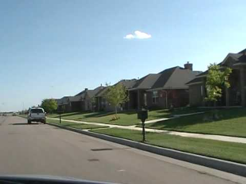 City View Neighborhood Driving Tour - Amarillo, Texas