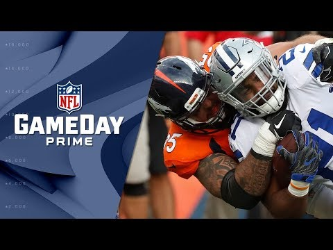 How Did the Broncos Defense Shut Down Ezekiel Elliott & the Cowboys | GameDay Prime | NFL Network