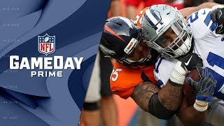 Video How Did the Broncos Defense Shut Down Ezekiel Elliott & the Cowboys? | GameDay Prime | NFL Network download MP3, 3GP, MP4, WEBM, AVI, FLV September 2017