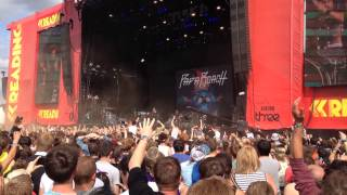 Papa Roach - Last Resort Reading Festival 2014