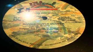 Edwin Birdsong - Rapper Dapper Snapper (Vocal)