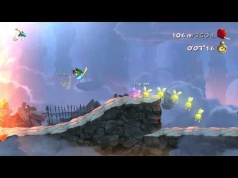 (WR)Rayman Legends Legends - The Land Of The Livid Dead - 01458