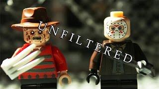 LEGO - Freddy vs Jason UNFILTERED