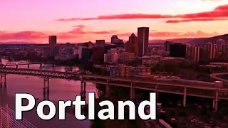 Portland, Oregon - tourist attractions and things to do