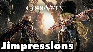 Code Vein - Thirsty Anime Soulslike Action (Jimpressions) (Video Game Video Review)