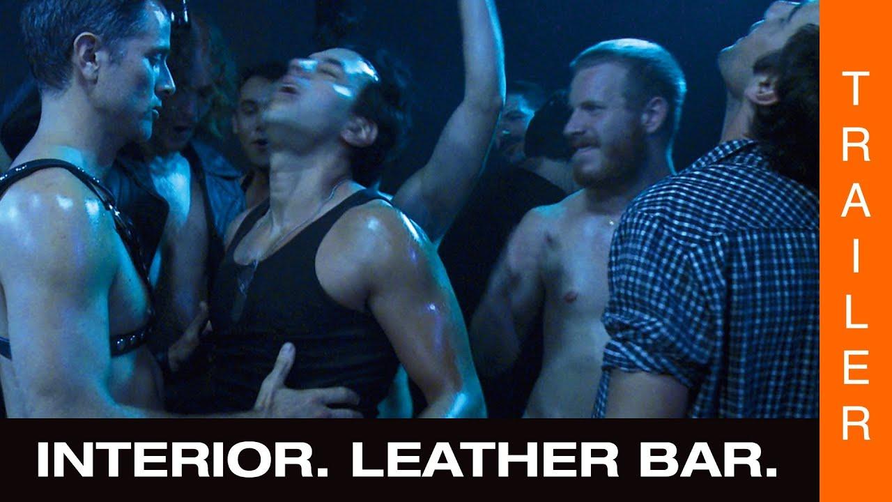 Interior Leather Bar James Franco 39 S Cruising Offizieller Deutscher Trailer Hd Youtube