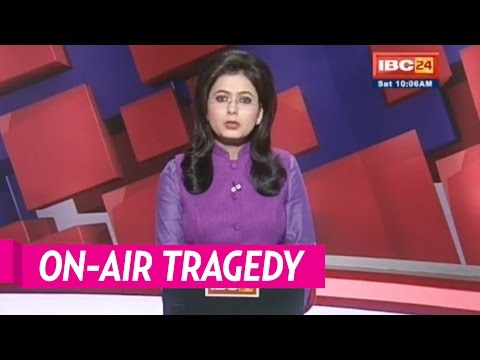 Indian TV Anchor Supreet Kaur Learns of Husband's Death While Reporting on It