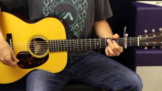 How To Play - Luke Bryan - Drunk On You - Tutorial - Acoustic Guitar Lesson - Beginner