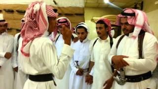 زواج عبدالله فايع المازني