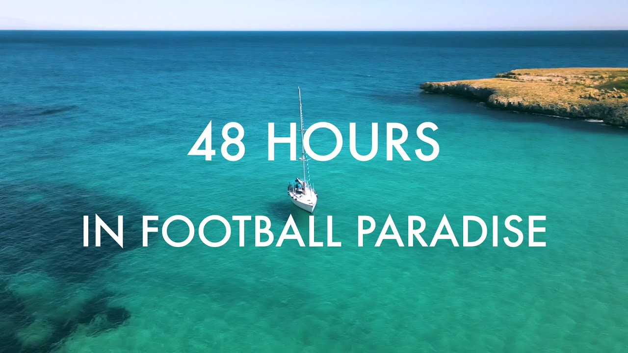 48 Hour In Football Paradise // Part one