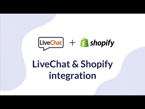 Live Chat For Shopify - Use LiveChat Plugin To Grow Sales Of Your Shopify Store