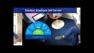 Microsoft Dynamics Employee Self Service