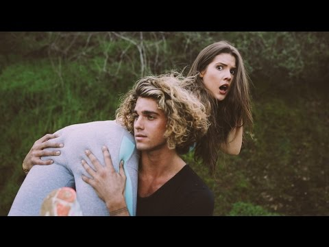 SEXY COUPLES WORKOUT | JAY ALVARREZ &  AMANDA CERNY