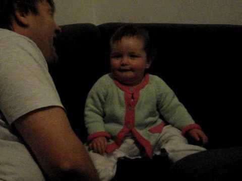 Gaelle's big giggles