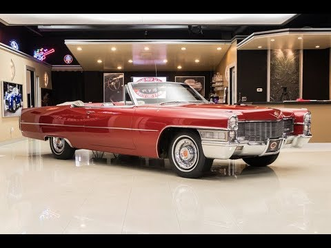 1965 Cadillac Deville Convertible For Sale Youtube