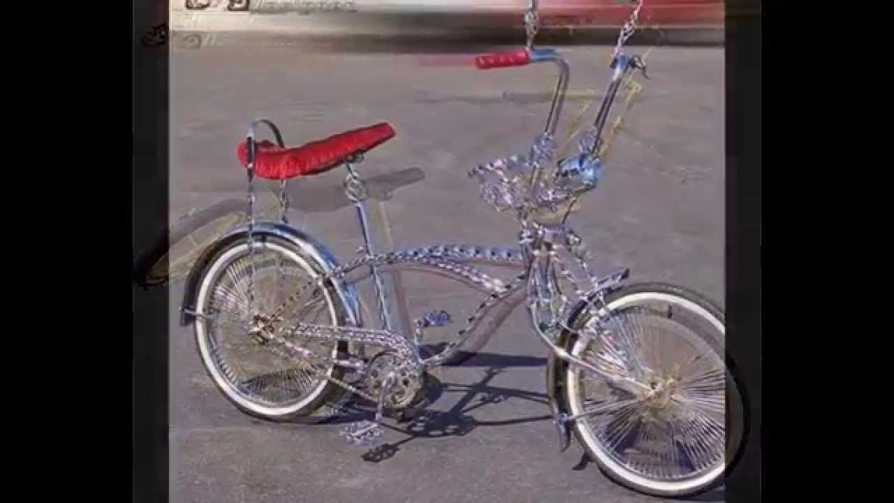 Lowrider Bikes Built By Lovelylowrider Youtube