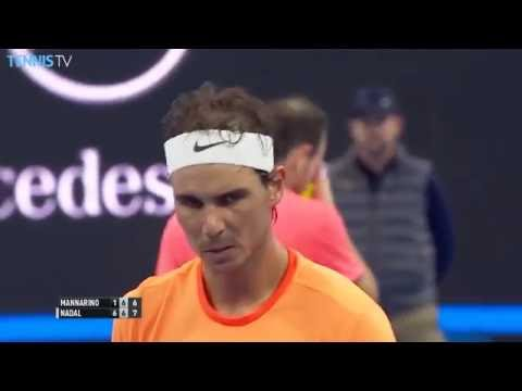 2016 China Open, Beijing: Thursday Highlights ft. Nadal & Dimitrov