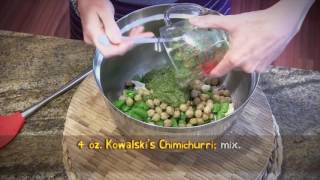 Hot to Make: Chicken Chimichurri Salad