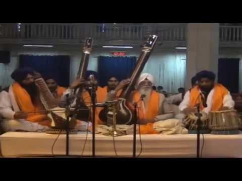 Prof.Kartar Singh Ji, Basant Raag Kirtan Samagam - G.Bangla Sahib (13th Feb'15)