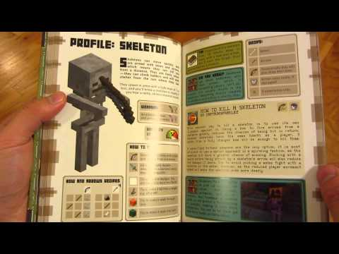 Minecraft Essentials Book - Page By Page Every Page
