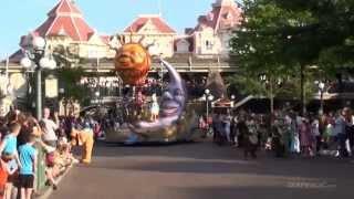 Disney's Once Upon a Dream Parade - Disneyland Paris HD Complete