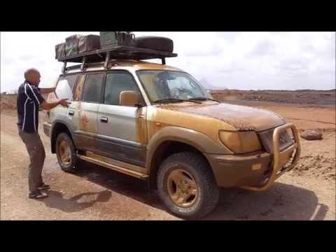 Nairobi to Ethiopia via Isiolo, Marsabit and Moyale