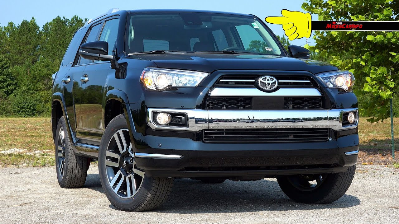 2020 4runner Review.2020 Toyota 4runner Limited Ultimate In Depth Look