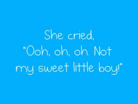 Sweet Little Boy - Corey Smith [On Screen Lyrics]