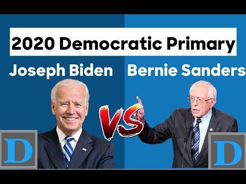 2020 Democratic Primary | Joe Biden vs Bernie Sanders