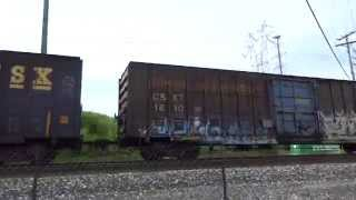 This May Never Happen Again on Any CSX Railroad *Read Description*